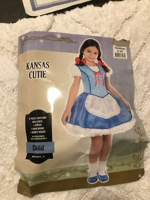 Dorothy child costume for Sale in West Covina, CA