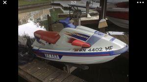 Wave raider 1100cc jet ski for Sale in Bonney Lake, WA