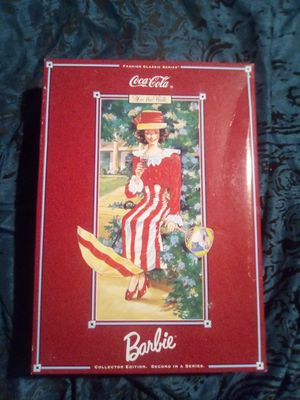 Coca Cola (After the Walk) Barbie- Second in the Series for sale! for Sale in Sheridan, CO