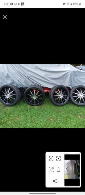 22 inch rims for Sale in Millersville, PA