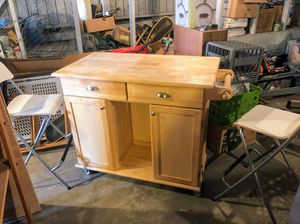 Kitchen island counter for Sale in Seattle, WA