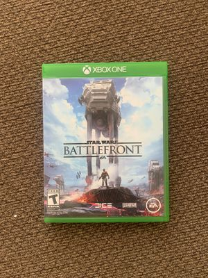 Star Wars: Battlefront XBOX ONE video game for Sale in Chula Vista, CA