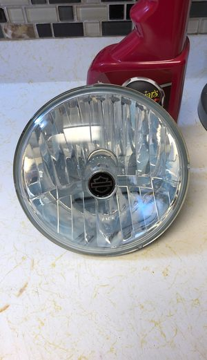 Harley Davidson 7 inch headlight for Sale in Upland, CA
