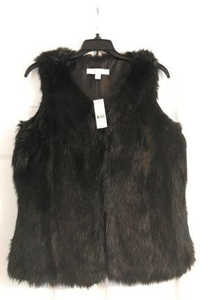 Black photo for women's vest.S/M for Sale in Tampa, FL