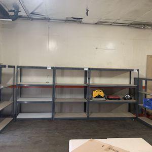 Black Friday Shelving Special- Cheap Shelving Sale- Metal Boltless Garage & Warehouse Racks for Sale in Santa Ana, CA