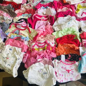Three bags of clothes Baby Girl for Sale in Long Beach, CA