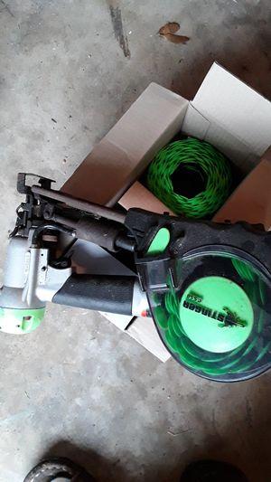 Nail cap gun for Sale in San Antonio, TX