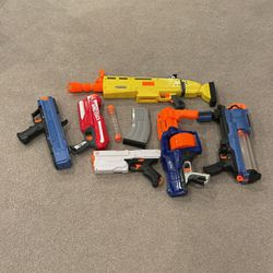 Nerf Guns for Sale in Ridgefield,  WA