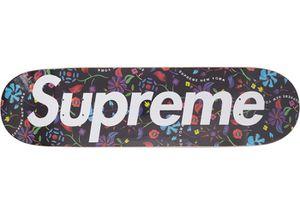 Supreme Floral Skateboard for Sale in Irvine, CA