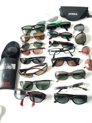 All for $20! Eyeglass/ sunglasses parts lot for Sale in Tacoma, WA