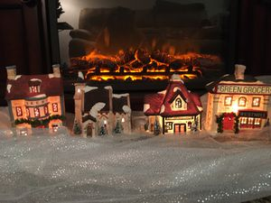 Christmas Valley Collectables Village for Sale in Boise, ID