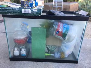 Aquarium (fish tank) for Sale in Poway, CA