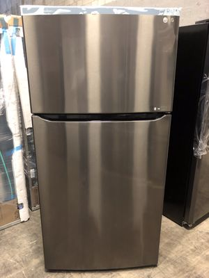 LG 23.8 cu. ft. Top Freezer Refrigerator take home for $39 down EZ financing for Sale in Miami, FL