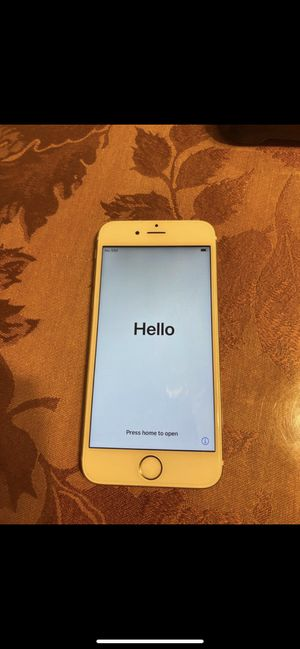 iPhone 6s unlocked 64GB good condition for Sale in Pico Rivera, CA