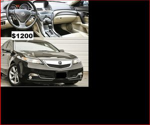 ֆ12OO Acura TL for Sale in San Jose, CA