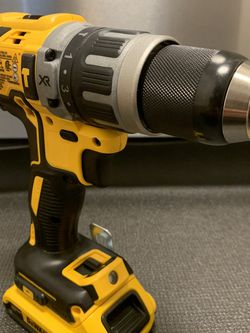 """DeWalt Brand New BRUSHLESS 1/2"""" HAMMERDRILL (TOOL ONLY) for Sale in San Diego,  CA"""