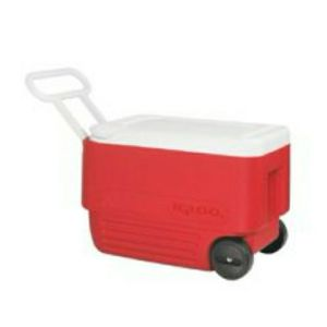 Igloo Cooler 38qt In Red for Sale in Portland, OR