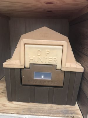 Insulated dog house for Sale in Manassas, VA