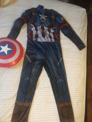 Captain America costume for Sale in North Las Vegas, NV