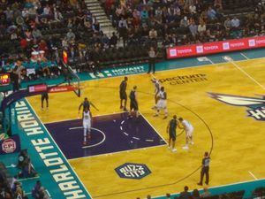 Two Hornets Tickets 3/19 vs Sixers for Sale in Charlotte, NC