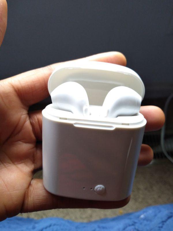 Bluetooth Headphones Wireless Earbuds Mini Earphones in-Ear