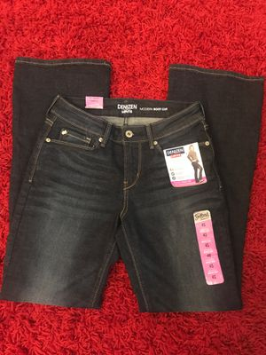 New Levi's Denizen Jeans Size 4S Misses 27x30 for Sale in Los Angeles, CA