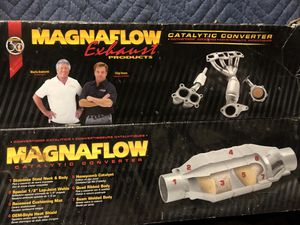 New Magnaflow catalytic Converter $60 for Sale in Redlands, CA