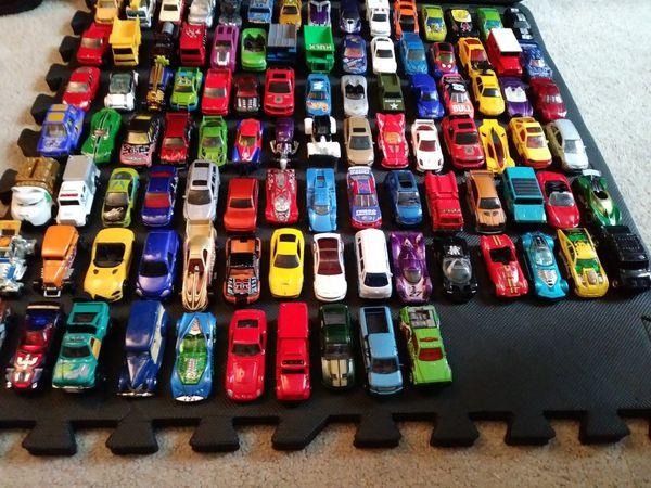 Huge Toy Car Lot 🚗