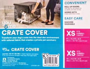 New, XS Dog Crate Cover for Sale in Apopka, FL