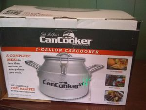 Seth McGinn's Can Cooker for Sale in Linwood, NC