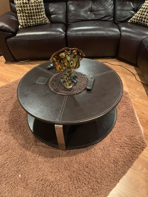 Coffee and end tables. for Sale in Roselle, IL