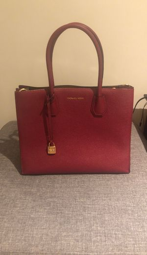 Mercer Small Saffiano Leather Tote Bag for Sale in New York, NY