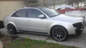 04 audi A4 135 mil for Sale in Kissimmee, FL