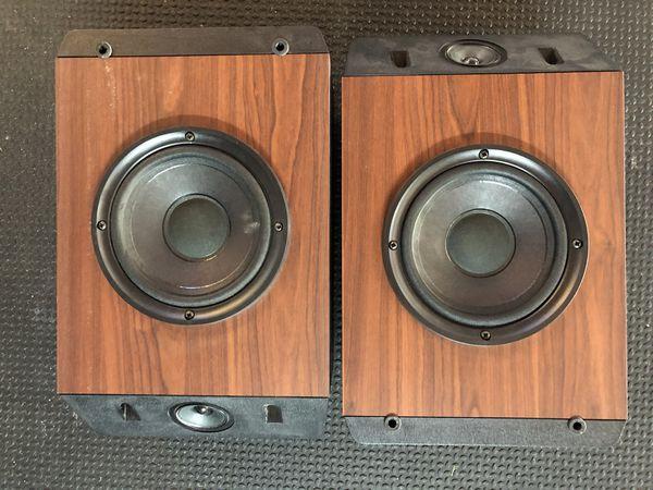 Bose 201 Series IV Bookshelf Speakers - Mint