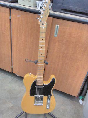 Fender Telecaster 6 String Electric Guitar for Sale in Harlingen, TX