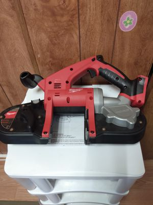*New*M18 18-Volt Lithium-Ion Cordless Band Saw (Tool-Only) for Sale in Norman, OK