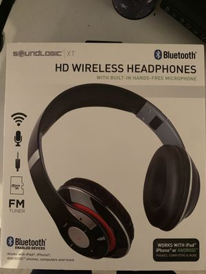 Wireless Bluetooth headphones for Sale in Baltimore, MD