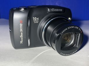 Canon SX110 IS PowerShot for Sale in Santa Barbara, CA