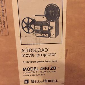 Movie projector for Sale in Sanger, CA