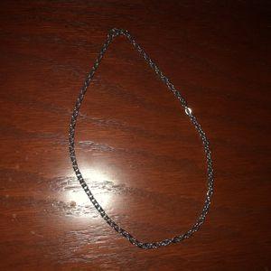 Silver Chain for Sale in Monroe, MI