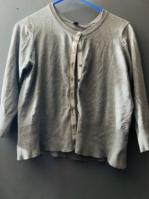 Grey cardigan for Sale in Paramount, CA