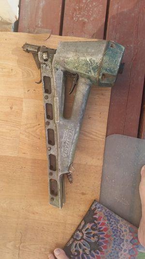 16 gauge framing nail gun for Sale in Lake Elsinore, CA
