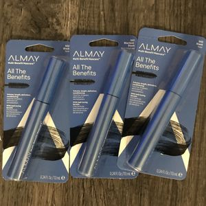 Almay all the benefits mascara $3 each for Sale in San Bernardino, CA