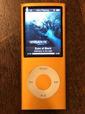iPod Nano 4 (16GB) + EarPods for Sale in San Diego, CA