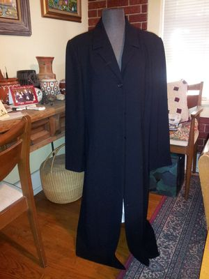 Vintage Valerie Stevens suit Duster size large in great condition for Sale in San Diego, CA