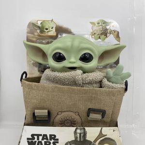 "Star Wars Mandalorian The Child Baby Yoda 11"" Premium Talking Plush Bundle w Bag for Sale in Peoria Heights, IL"