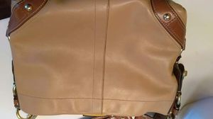 Coach Leather Purse for Sale in Peachtree Corners, GA