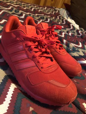 Red Adidas for Sale in Whitehall, OH
