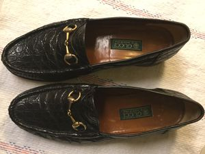 Gucci shoes for men for Sale in San Diego, CA