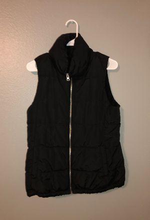 Black Puffer Vest for Sale in Lake Stevens, WA